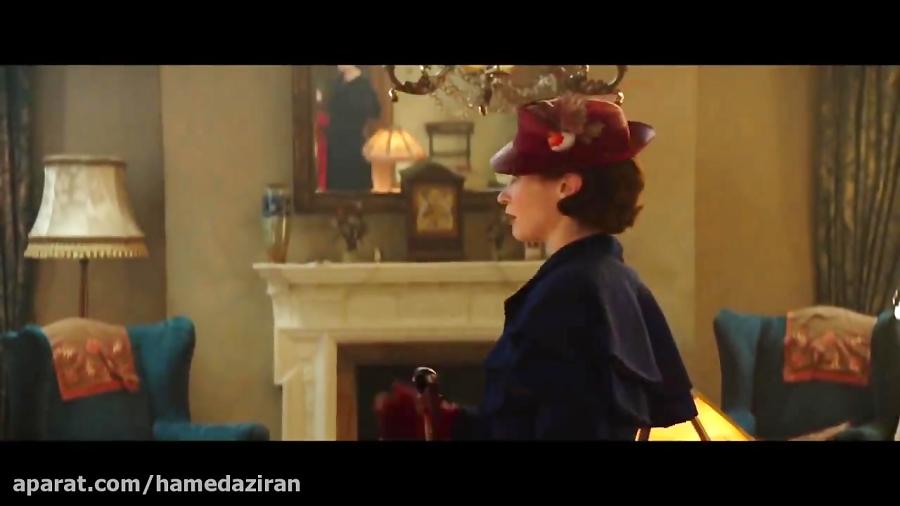 تریلر فیلم Mary Poppins Returns 2018