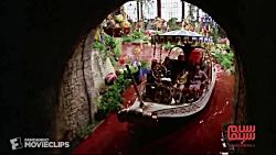 سکانس قایق سواری در فیل...