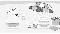 آموزش نقاشی و رنگ آمیزی کارتون انیمیشن کودکانه قسمت 27