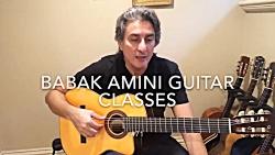 آموزش مقدماتی گیتار - جلسه 14
