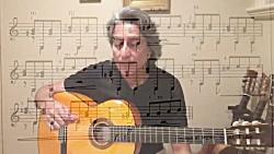آموزش مقدماتی گیتار - جلسه 13