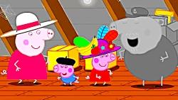 آموزش نقاشی و رنگ آمیزی کارتون انیمیشن کودکانه قسمت 49
