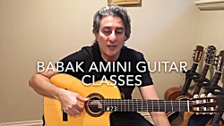 آموزش مقدماتی گیتار - جلسه 16