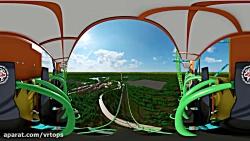 فیلم واقعیت مجازی انواع ترین شهربازی