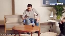حرکت بسیار زیبای لیونل مسی