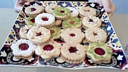 ویژه عید نوروز - شیرینی مربایی - شیرینی مشهدی - شیرینی آلمانی