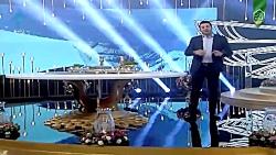 کنایه سنگین علی ضیا به رئیس جمهور در برنامه زنده
