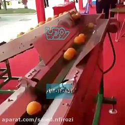 دستگاه سورتینگ لیزری پرتقال