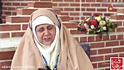 """بانو تازه مسلمان صدیقه فرقان در برنامه""""مادر دوستت دارم"""""""