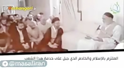 صحبت امام خمینی درباره امام خامنهای-یک نفر را مثل امام خامنهای پیدا نمی کنید