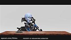 آنونس انیمیشن «کله کدو»