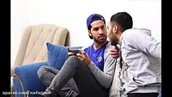 دابسمش جدید خنده دار محمد امین کریم پور