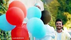 موزیک ویدیو سامان جلیلی - خوشبختی