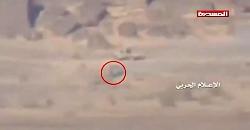 عملیات رزمندگان انصارالله یمن در نجران 18-03-2019