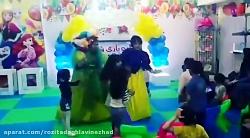اجرای جشن کودک یک کلبه ...