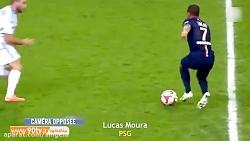 حرکات زیبای فوتبال