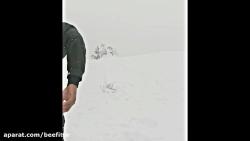 تمرین ورزشی در زمستان(م...