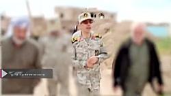 سرلشگر در مرز ميان داعش...