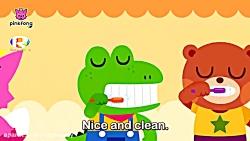 انیمیشن کودکانه میکروب دندانها