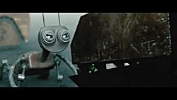 انیمیشن کوتاه سیم چین