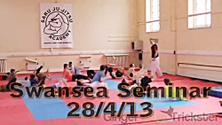 Martial Arts Seminar Workshop in Swansea | Ginger Ninja Trickster