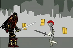 انیمیشن کوتاه game over