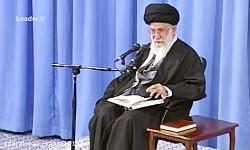 درس اخلاق رهبر انقلاب و اهمیت دعا در عافیت و گرفتاری