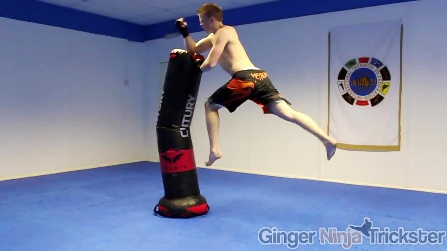 Taekwondo & MMA Sampler on the Versys VS.1