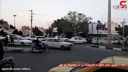 ماجرای درگیری مردم شهر دزفول و اندیمشک چه بود؟