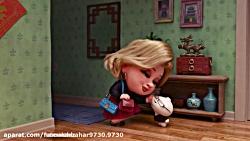 انیمیشن کوتاه جذاب ۲۰۱۸ BAO
