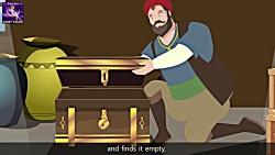 پادشاه کوه طلایی | داستان های فارسی | قصه های کودکانه