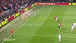 خلاصه بازی هلند - بلاروس - مقدماتی یورو 2020