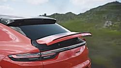 نگاهی به خودرو سوپراسپرت پورشه کاین کوپه مدل 2020