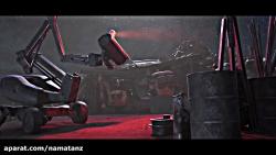 انیمیشن کوتاه و جذاب mechanical