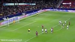 آرژانتین 1-3 ونزوئلا (goals...