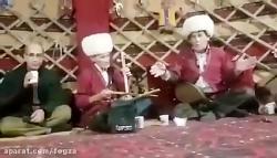 موسیقی هنرمندان ترکمن ...