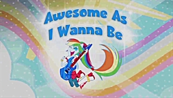 "MLP: Equestria Girls - Rainbow Rocks - ""Awesome As I Wanna Be"" Music V"