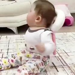 ضربه گیر سر نوزاد و کود...