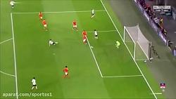 هلند 2-3 آلمان (goals)
