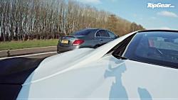 درگ هوندا NSX با ب ام وM5 Co...