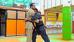 آموزش دفاع شخصی استاد ح...