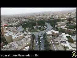 تصاویر هوایی بسیار جذاب از اماکن دیدنی همدان_پایتخت تاریخ و تمدن