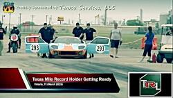 رکورد سرعت فورد GT با 480 ...
