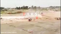 سیل به اندیمشک در استان...