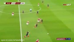 خلاصه بازی مجارستان 2 - ...