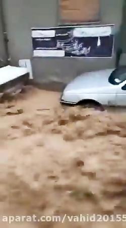 وضعیت وحشتناک خیابان ه...