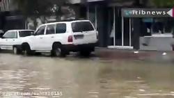 وضعیت خیابان های شهر سی...