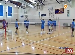 آموزش والیبال رقابت