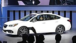 خودروی سوبارو لگسی 2020 آ...