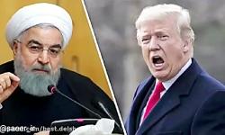 مقایسه ترامپ و حسن روحانی. استاد پورآقایی